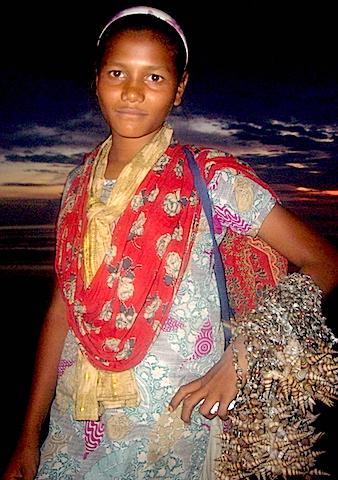 Micro-Entrepreneur at Cox's Bazar, Bangladesh