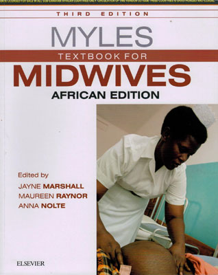 Midwife Textbooks for South Sudan